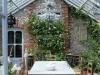 Jardín de invierno decoración: interior