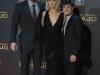 Jennifer Lawrence looks en Madrid premiere 'Sinsajo 2': premiere con Liam Hemswirth y Josh Hutcherson