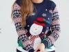 Jersey navideño 2016: ASOS muñeco de nieve