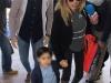 Kiko Rivera nacimiento de su hija Ana: visita de Isa Pantoja, su hijo y Alejandro Albalá