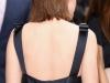 Kristen Stewart alfombra roja Toronto 2015: look de Chanel detalle de la espalda