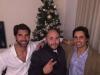 La Navidad de los famosos 2015: Cayetano, Kiko y Francisco Rivera