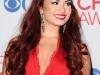 Labios Rojos: Demi Lovato