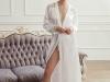 Lencería para novias 2017: bata larga de Promise
