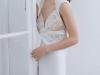 Lencería para novias 2017: camisón blanco de Ivette Bridal