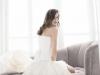 Lencería para novias 2017: corsé con cancán de Ivette Bridal