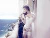 Lencería para novias 2017: corsé con liguero de Ivette Bridal