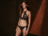 Lencería San Valentín H&M 2017: sujetador de encaje negro