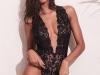 Lencería Victoria's Secret San Valentín 2017: Very Sexy body negro
