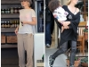 Looks con Converse Gwen Stefani y Heidi Klum