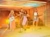 Looks de festival 2017 colección H&M Loves Coachella: banda posando