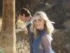 Looks de festival 2017 colección H&M Loves Coachella: blusa con transparencias