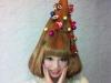 Los peores peinados de Navidad: árbol y estrella