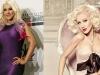 Los photoshop de las famosas más comentados Christina Aguilera