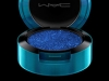 MAC Coleccion Navidad 2015: ColourDrenched Pigments Moon is Blue