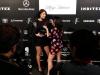 Madrid Fashion Week P/V 2016 front row: desfile María Escoté y Maya Hansen Pilar Rubio en una entrevista