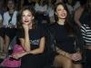 Madrid Fashion Week P/V 2016 front row: Pilar Rubio y Úrsula Corberó