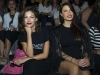 Madrid Fashion Week P/V 2016 front row: Pilar Rubio y Úrsula Corberó