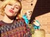 Maggie Civantos biografía: Instagram selfie