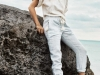 Mango catálogo verano 2015: pantalón y camisa