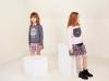 Mango vuelta al cole 2015: niñas faldas y camisetas