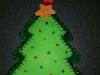 Manualidades de fieltro: árbol de Navidad