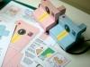 Manualidades para niños en papel: cámaras