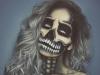 Maquillaje de calavera para Halloween: portada