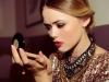 Maquillaje de fiesta: Guerlain labios rojos