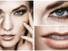 Maquillaje de fiesta: L'Orèal dorado