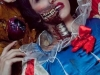 Maquillaje de Halloween de películas de animación: Blancanieves terrorifica