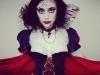 Maquillaje de Halloween de películas de animación: Blancanieves