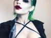 Maquillaje de Halloween de películas de animación: Joker