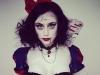 Maquillaje de Halloween de películas de animación: portada