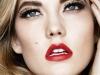 Maquillaje metalizado para fiestas: eyeliner dorado