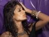 Maquillaje metalizado para fiestas: portada