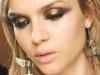 Maquillaje Nochevieja 2015: Look beauty con sombras doradas