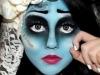 Maquillaje novia cadáver para Halloween: portada