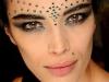 Maquillajes de Carnaval de Fantasía: brillos