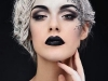 Maquillajes de Carnaval de Fantasía: dark