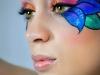 Maquillajes de Carnaval de Fantasía: hada flor