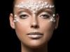 Maquillajes de Carnaval de Fantasía: perlas