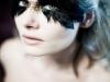 Maquillajes de Carnaval de Fantasía: plumas
