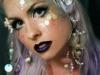 Maquillajes de Carnaval de Fantasía: sirenita