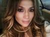 Mechas tiger eye: Jennifer Lopez
