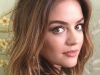 Mechas tiger eye: Lucy Hale