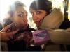 Megan Montaner biografía: Instagram con Sandra Cervera