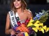 Miss Universo 2015: Miss Colombia con la corona