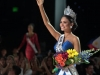 Miss Universo 2015: Miss Filipinas Pia Wurtzbach saludando