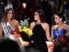 Miss Universo 2015: momento cambio de corona